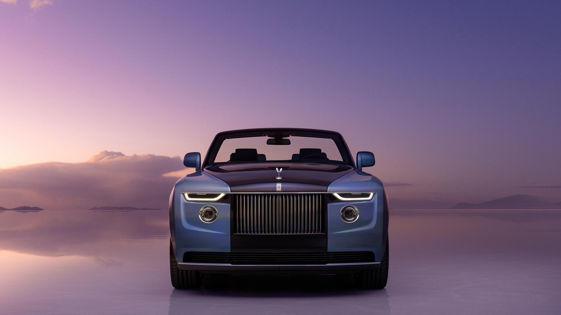 Cận cảnh siêu phẩm mới giá 28 triệu USD của Rolls-Royce