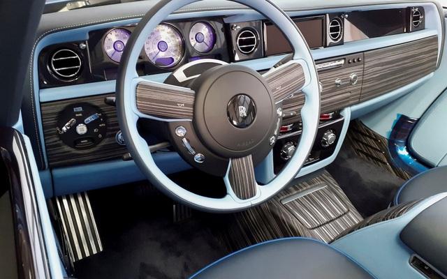 Cận cảnh siêu phẩm mới giá 28 triệu USD của Rolls-Royce - 25