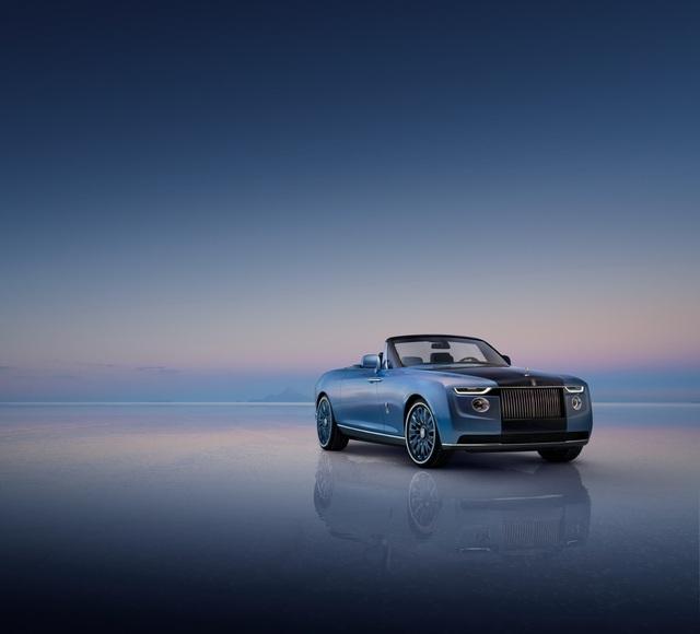 Cận cảnh siêu phẩm mới giá 28 triệu USD của Rolls-Royce - 29