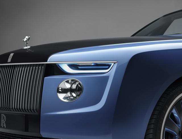 Cận cảnh siêu phẩm mới giá 28 triệu USD của Rolls-Royce - 5