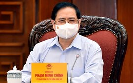 Thủ tướng lưu ý về bất cập nội tại nền kinh tế do tác động của dịch bệnh