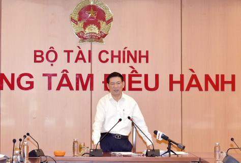 Bộ trưởng Tài chính