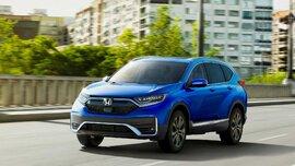 Honda CR-V sẽ có thêm một phiên bản Special Edition