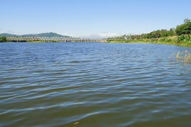 Sông Lại Giang hết cảnh xâm nhập mặn, xóa nỗi lo đất khô, người khát - 2