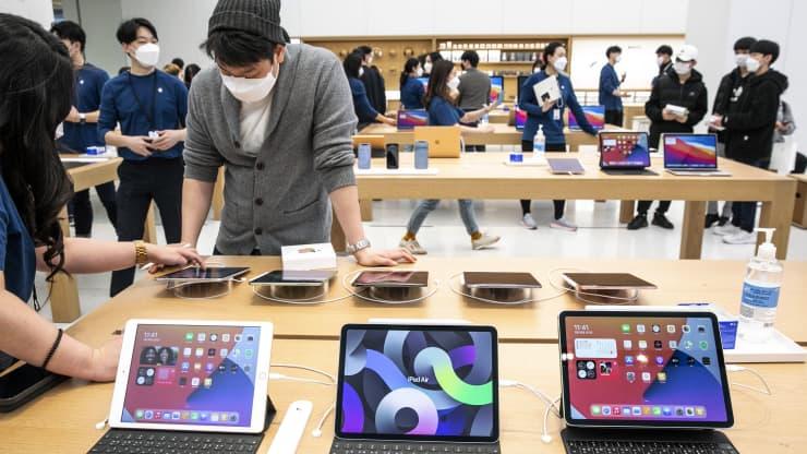 Apple có thể sớm đạt vốn hoá 3.000 tỷ USD vào năm 2022