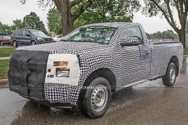 Ford Ranger thế hệ mới sẽ có thêm bản cabin đơn? - 2