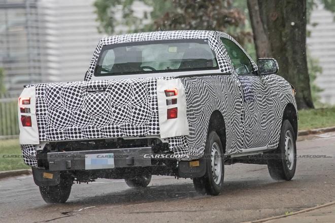 Ford Ranger thế hệ mới sẽ có thêm bản cabin đơn? - 4