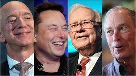 Bất ngờ về mức thuế thu nhập thực sự của giới siêu giàu Mỹ