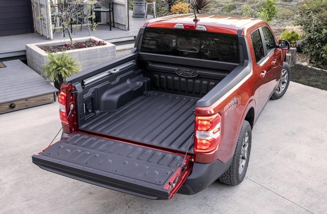Ford ra mắt mẫu xe bán tải Maverick nhỏ hơn Ranger - 11