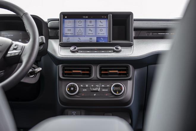 Ford ra mắt mẫu xe bán tải Maverick nhỏ hơn Ranger - 25