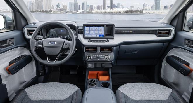 Ford ra mắt mẫu xe bán tải Maverick nhỏ hơn Ranger - 4