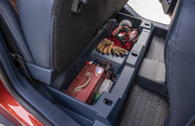 Ford ra mắt mẫu xe bán tải Maverick nhỏ hơn Ranger - 36