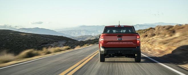 Ford ra mắt mẫu xe bán tải Maverick nhỏ hơn Ranger - 37