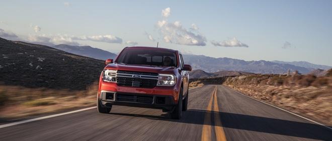Ford ra mắt mẫu xe bán tải Maverick nhỏ hơn Ranger - 6