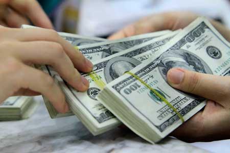 Giá đồng bạc xanh lại giảm không phanh