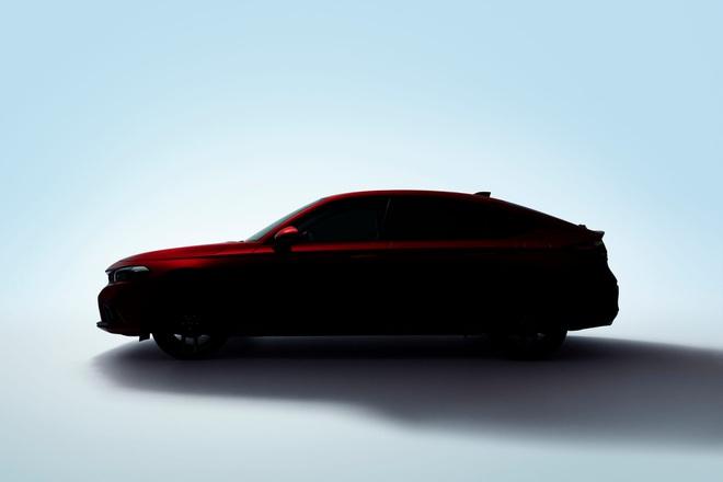 Honda Civic Hatchback lộ dáng trước ngày ra mắt chính thức - 3