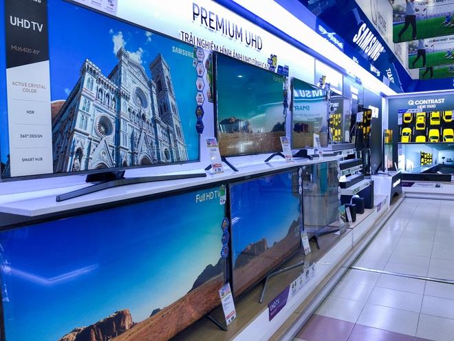 Thị trường TV sôi động những ngày cận kề mùa Euro - 1