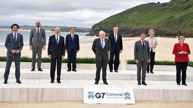G7 chia sẻ 1 tỷ liều vắc xin, WHO nói chưa đủ để thế giới thoát đại dịch - 1