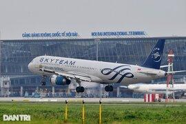 Lại phát hiện 3 chiếc diều bay lơ lửng ở khu vực sân bay Nội Bài
