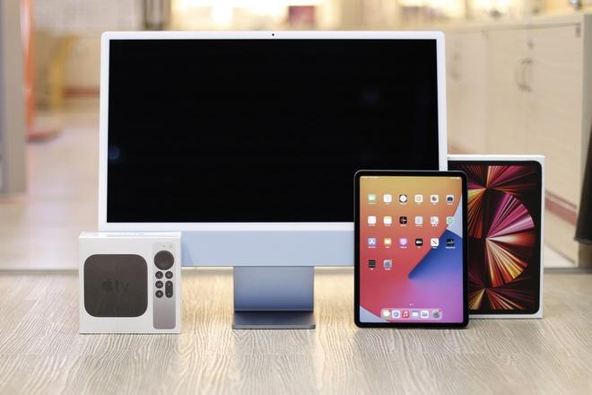 Vừa mở bán, loạt thiết bị mới của Apple đã khan hàng tại Việt Nam - 2