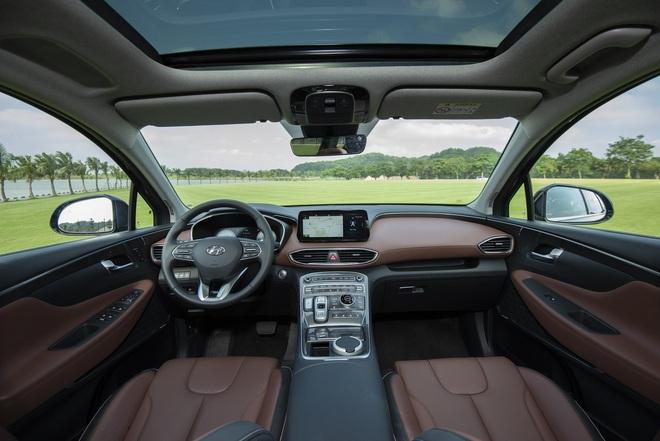 Xe gầm cao 7 chỗ, chọn Kia Sorento All New hay Hyundai SantaFe 2021? - 6