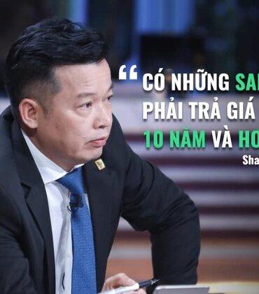 Dự án của Intracom vướng lùm xùm, shark Nguyễn Thanh Việt nói gì?