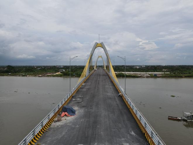 Ngắm cây cầu 400 tỷ đồng hình hạt gạo - 3
