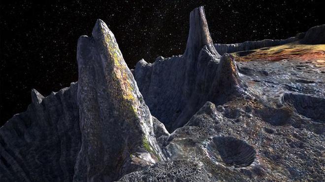 Thực hư về tiểu hành tinh chứa đầy vàng, trị giá hơn 10.000 triệu tỷ USD - 2