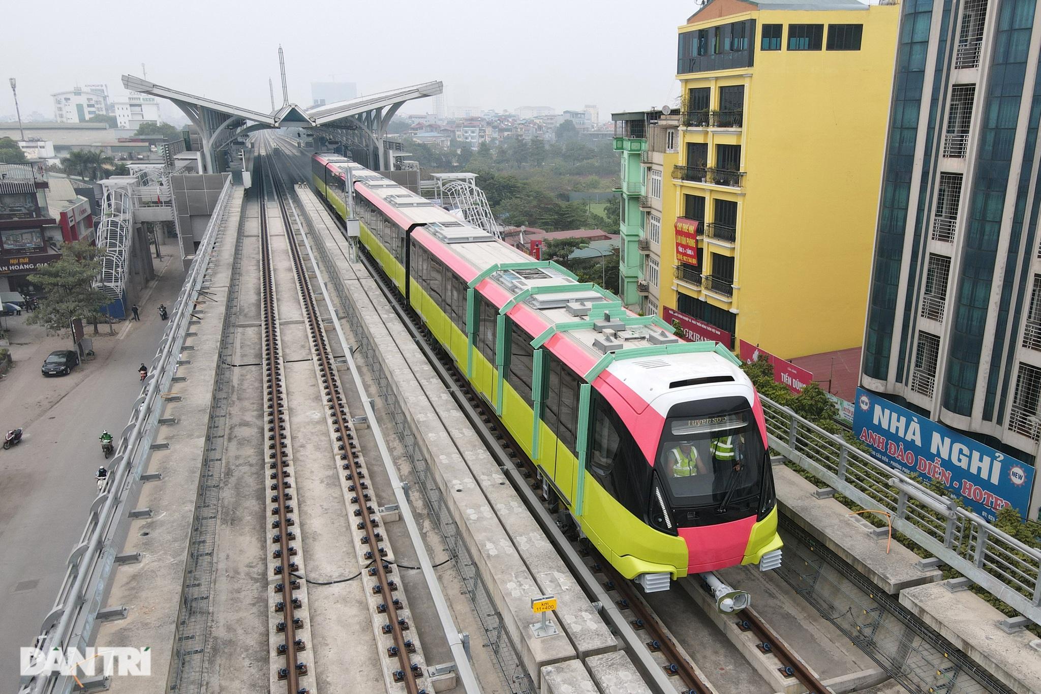 Gia hạn mở quyền cấp đủ vốn cho dự án đường sắt Nhổn - ga Hà Nội