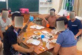 Xử phạt 5 người tụ tập ăn uống trong khu cách ly tập trung ở Bắc Giang