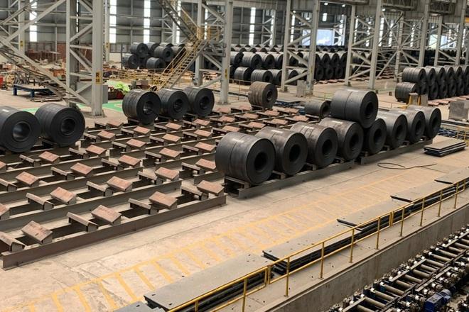 Đề nghị hạn chế xuất khẩu để giá thép hạ nhiệt - 1