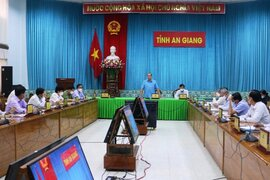 Chủ tịch An Giang ra tối hậu thư về giải ngân vốn đầu tư công