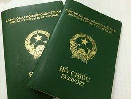 Bộ Công an: Mẫu hộ chiếu gắn chíp điện tử, chống nguy cơ làm giả
