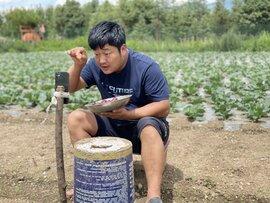 Livestream bán trái cây 20 phút, anh nông dân thu 21 tỷ đồng