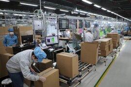 Bắc Giang: Gần 80.000 công nhân đi làm trở lại