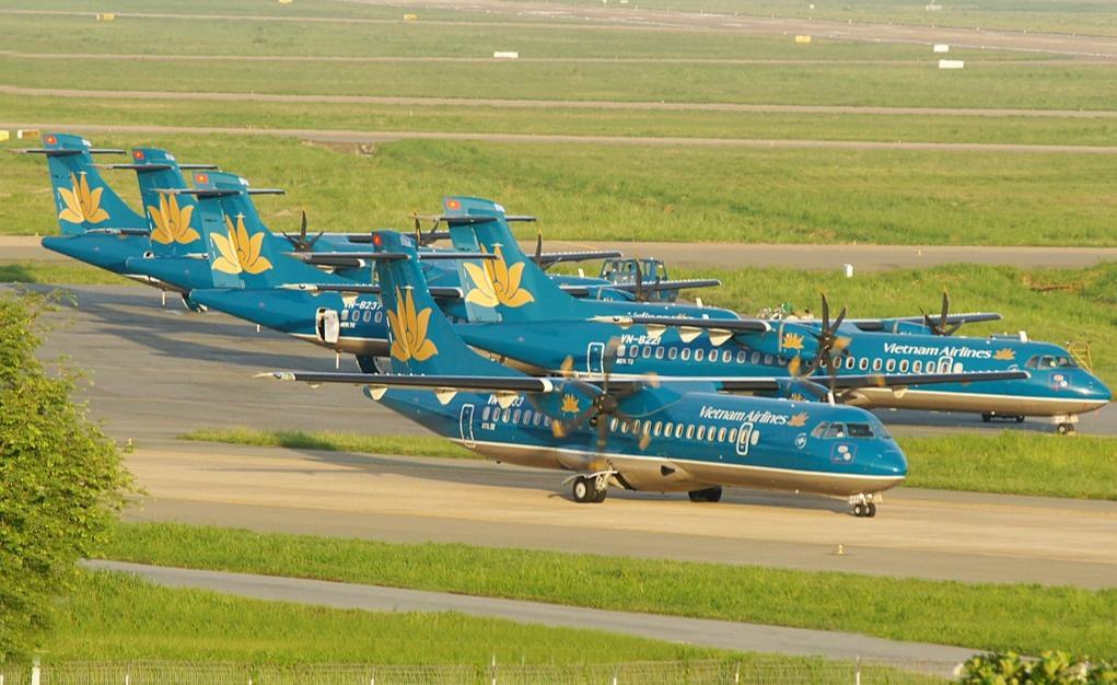Vietnam Airlines bất ngờ xin bán 6 tàu bay ATR72