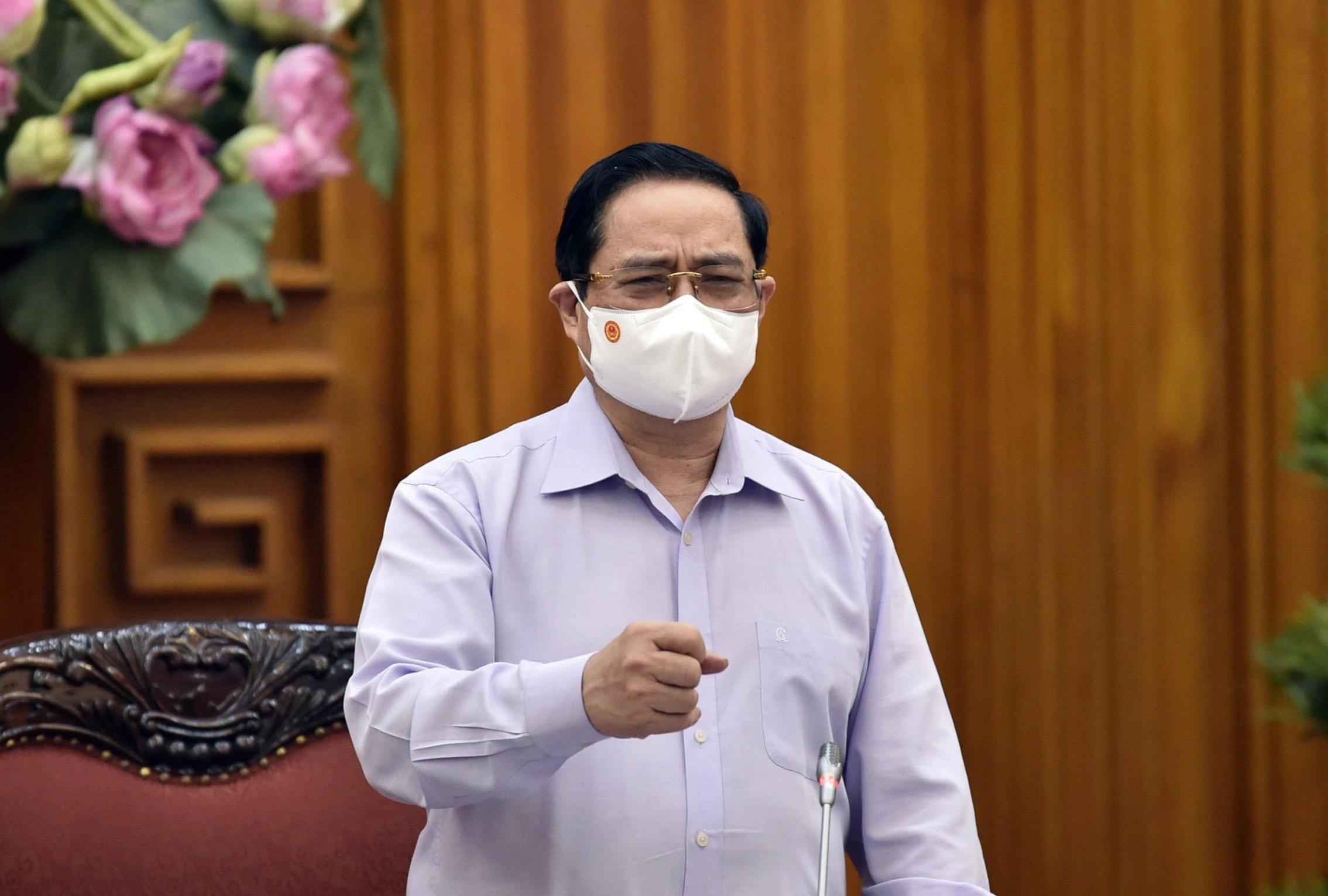 Thủ tướng: Cấp bách vực dậy sức khỏe của đầu tàu kinh tế TPHCM