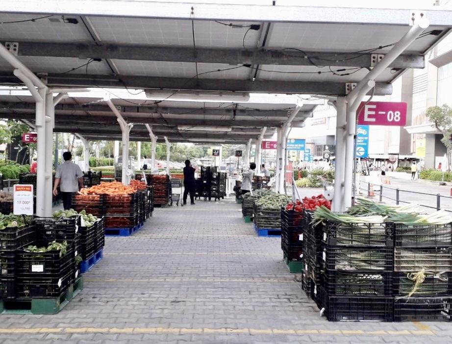 TPHCM: Siêu thị giảm giá 50% cho rau củ quả Đà Lạt, rẻ nhất 15.000 đồng/kg