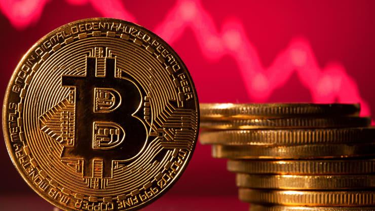 """Thị trường tiền điện tử """"bay""""100 tỷ USD vốn hoá khi bitcoin xuống ngưỡng 30.000 USD"""