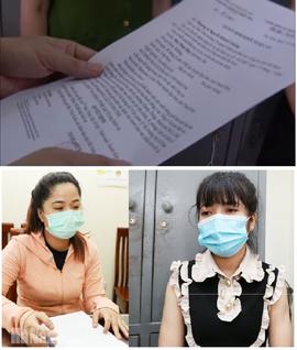 Kiếm bộn tiền nhờ bán vô số thuốc đông y giả qua mạng, 2 cô gái trẻ bị bắt