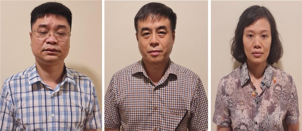Bắt Đội trưởng Đội Quản lý thị trường ở Hà Nội
