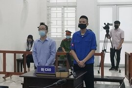 Hà Nội: Túng tiền, giám đốc công ty chuyển phát nhanh cướp ngân hàng BIDV