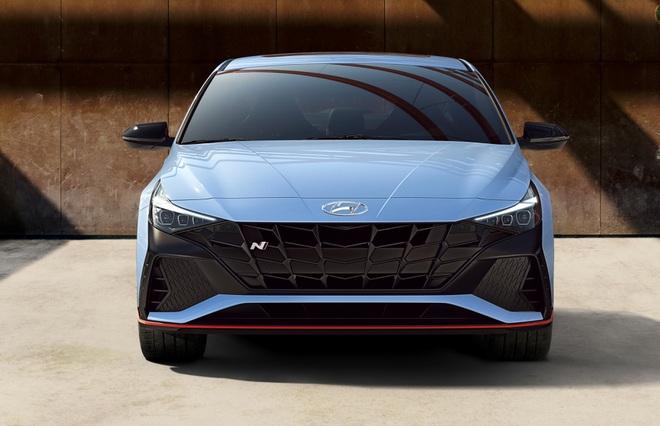 Hyundai Elantra N sẽ là bom tấn ở phân khúc sedan hạng C nếu về Việt Nam - 5