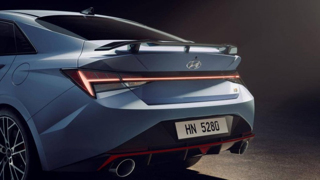 Hyundai Elantra N sẽ là bom tấn ở phân khúc sedan hạng C nếu về Việt Nam - 10