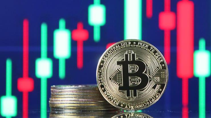 Bitcoin bất ngờ tăng vọt lên mức cao nhất 6 tuần