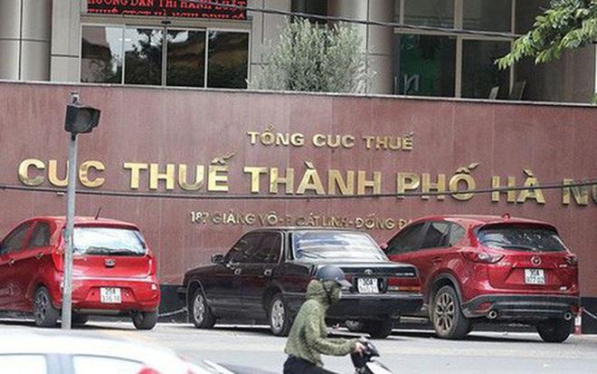 Hơn 900 doanh nghiệp Hà Nội chây ỳ hàng trăm tỷ đồng tiền thuế - 1