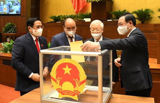Ông Phạm Minh Chính lần thứ 2 nhậm chức Thủ tướng Chính phủ - 2