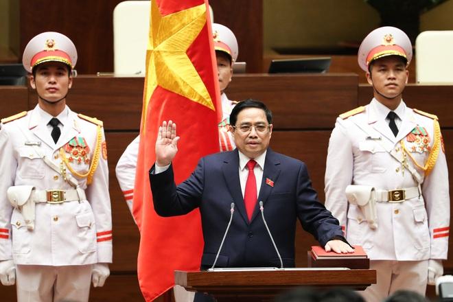 Ông Phạm Minh Chính lần thứ 2 nhậm chức Thủ tướng Chính phủ - 3