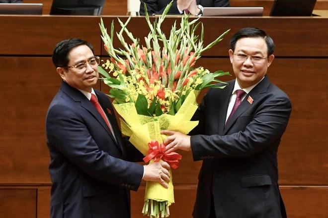 Ông Phạm Minh Chính lần thứ 2 nhậm chức Thủ tướng Chính phủ - 4