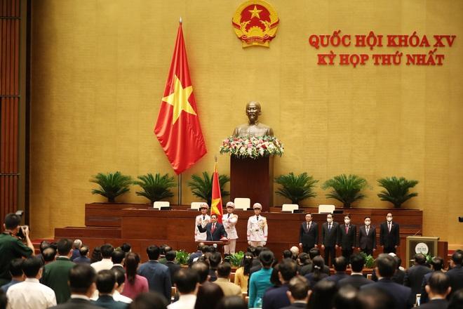 Ông Phạm Minh Chính lần thứ 2 nhậm chức Thủ tướng Chính phủ - 6